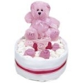 New Arrival  Nappy Cake